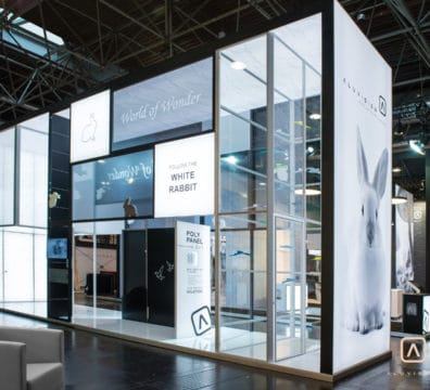 Aluvision Stand